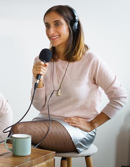 Diana Gochgarian - fondatrice Izakna
